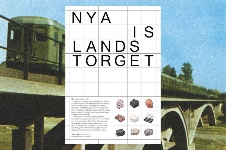 Nya Islandstorget 2016–05 behal - studioreko | ello