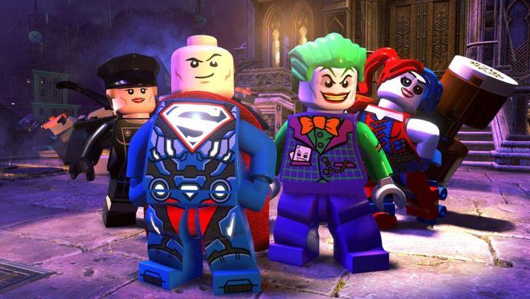 LEGO DC Super-Villains Launch T - comicbuzz   ello