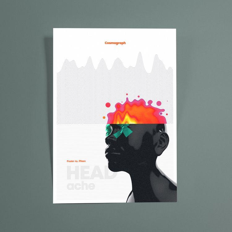 Ache.  - graphicdesign, poster, posterdesign - anishshakthi | ello