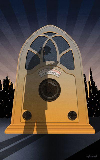 illustration NY Times. Podcaste - michaelglenwood | ello