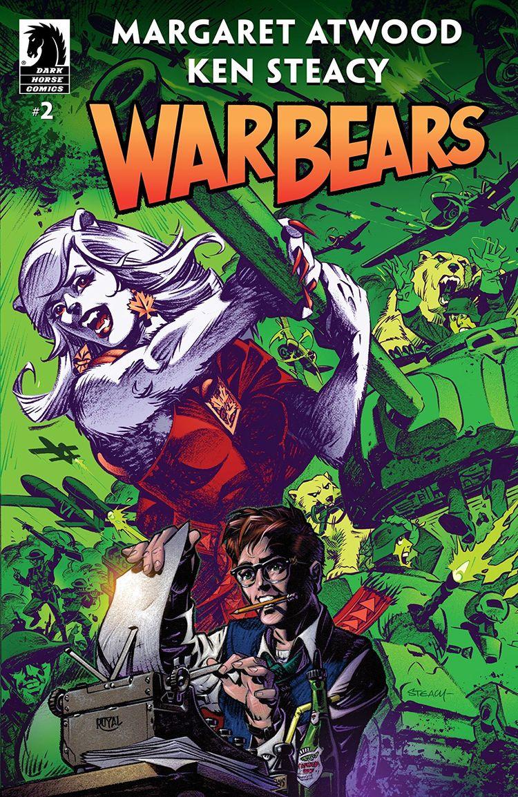 War Bears Review book continues - comicbuzz   ello