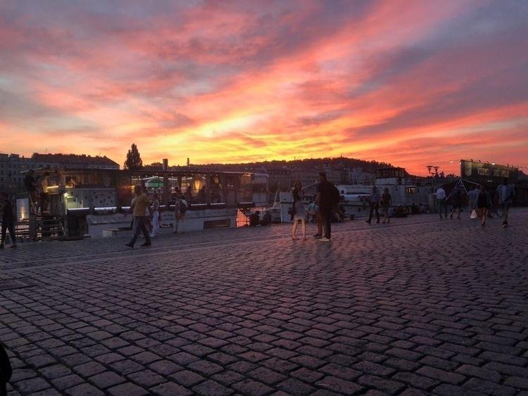 Prague sunset🧐 - eoin01 | ello