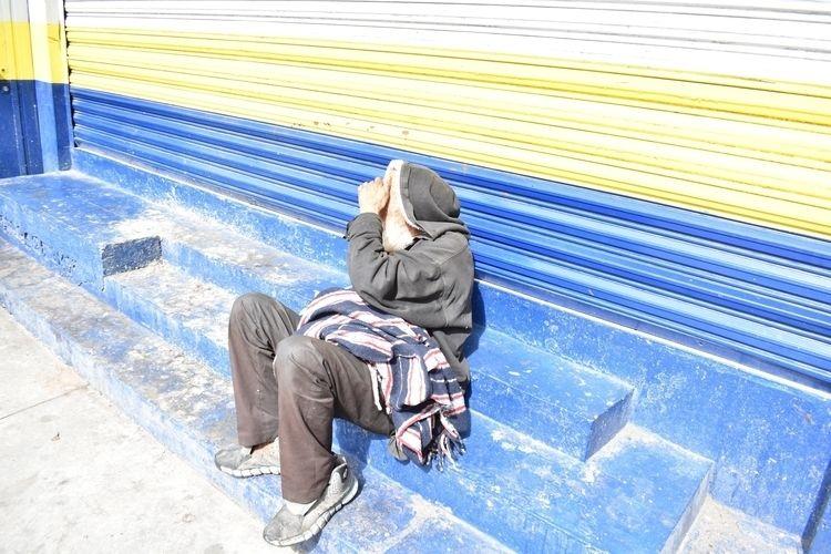 Tijuana, street, urban, people - devblood | ello