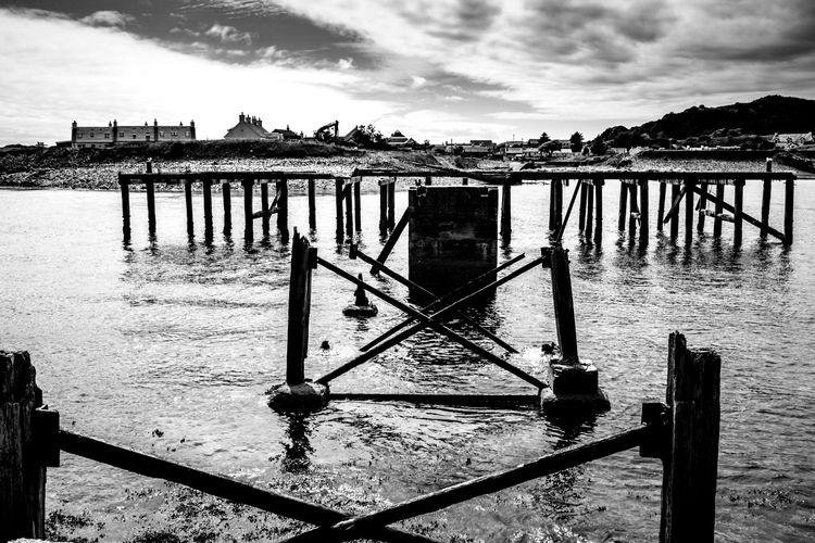 Pier Ellenabeich, Seil Island S - photoinme | ello