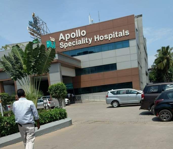 Apollo Hospitals Greams Road Ch - poojagera125   ello
