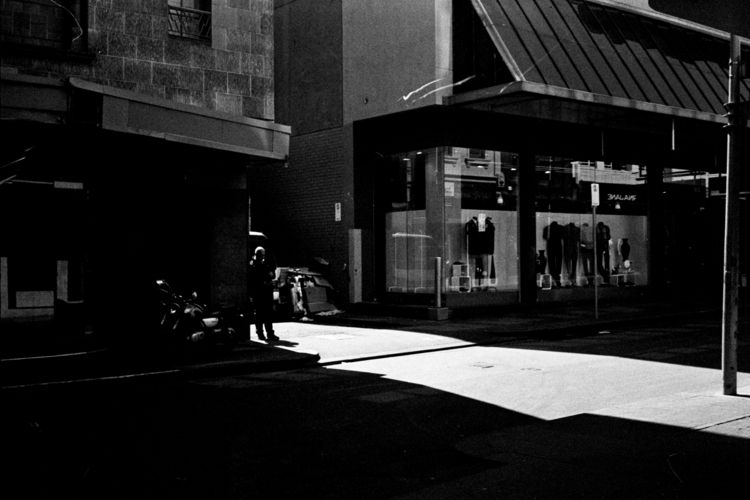 Midday Collins Street / Melbour - johntrif   ello