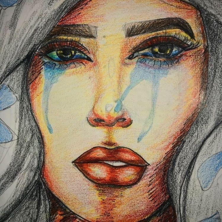 therapy - feelings, blue, sad, escape - vp-art | ello