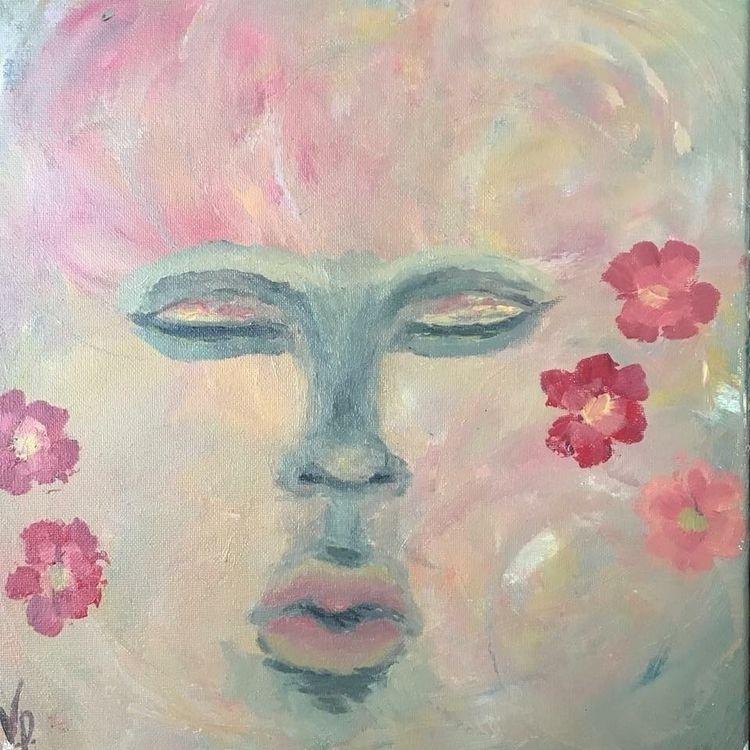 blending, painting, acrylic, strokes - vp-art | ello