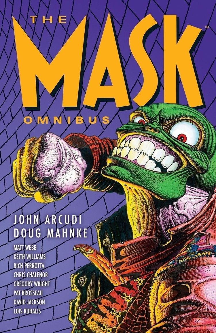 Mask Omnibus Edition Announced  - comicbuzz   ello