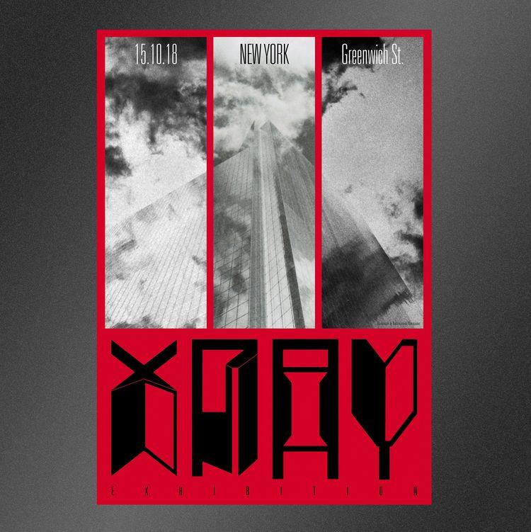 XRAY - posterdesign, graphicdesign - nakhon | ello
