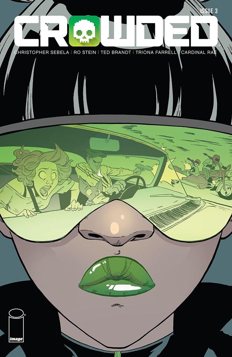 Crowded Image Comics 2018 Writt - oosteven | ello