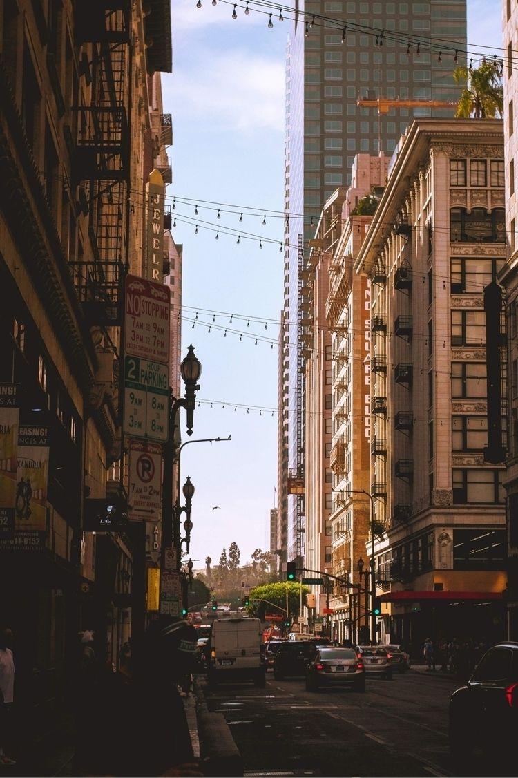 city LA - City, Streetphotography - kylesvision | ello