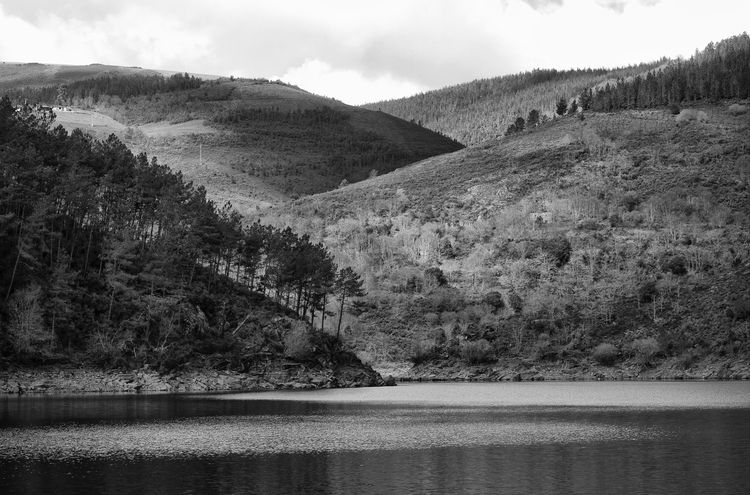 Lake, Grandas de Salime, Asturi - guillermoalvarez   ello