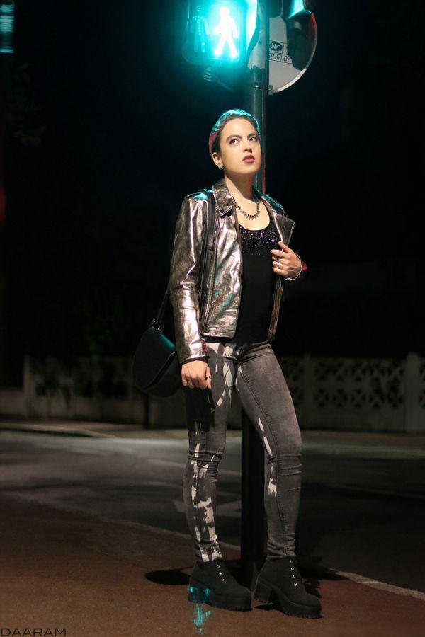 Traffic lights 1/3: Model, Styl - daaram-fashion | ello