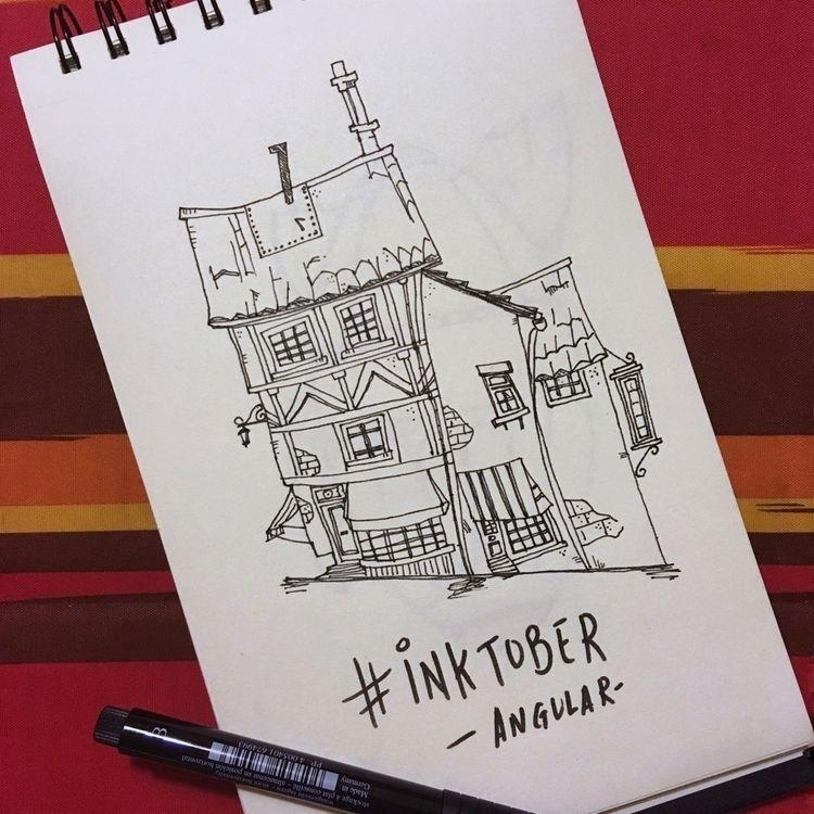 Day 16(!) Angular - inktober, inktober2018 - antoniofse | ello