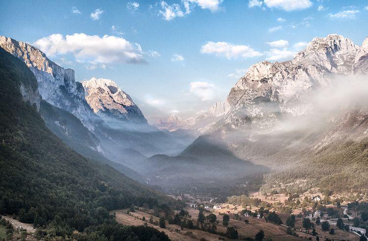 Valley Enter beauty Mt. Proklet - milmark | ello