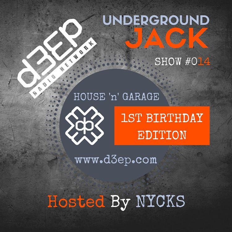 UNDERGROUND JACK SHOW | 1st Edi - core-news | ello