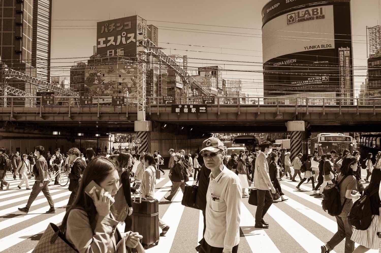 people Japan - 2. - pentaxke | ello