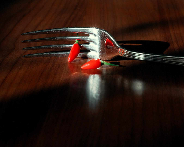 red peppers, travel size versio - alinatrifan | ello