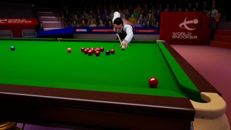 Snooker 19 Announced official s - comicbuzz   ello