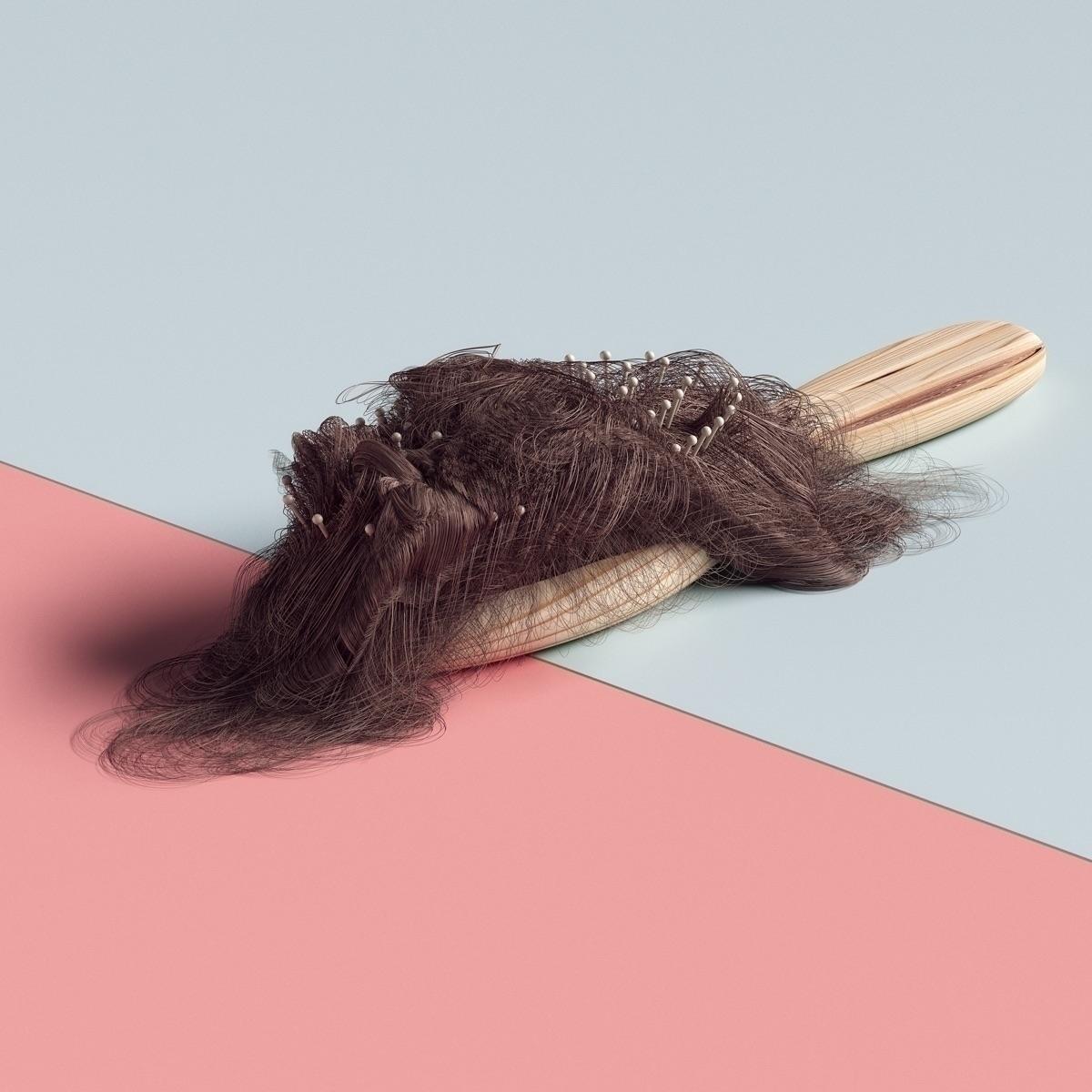 hairbrush - philiplueck | ello