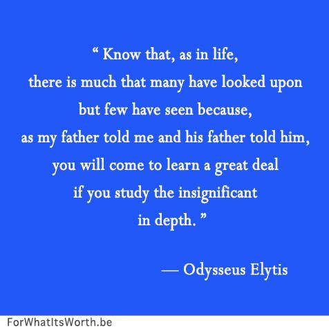   - quote, quotes, quotation, odysseuselitis - jason_bentsman   ello
