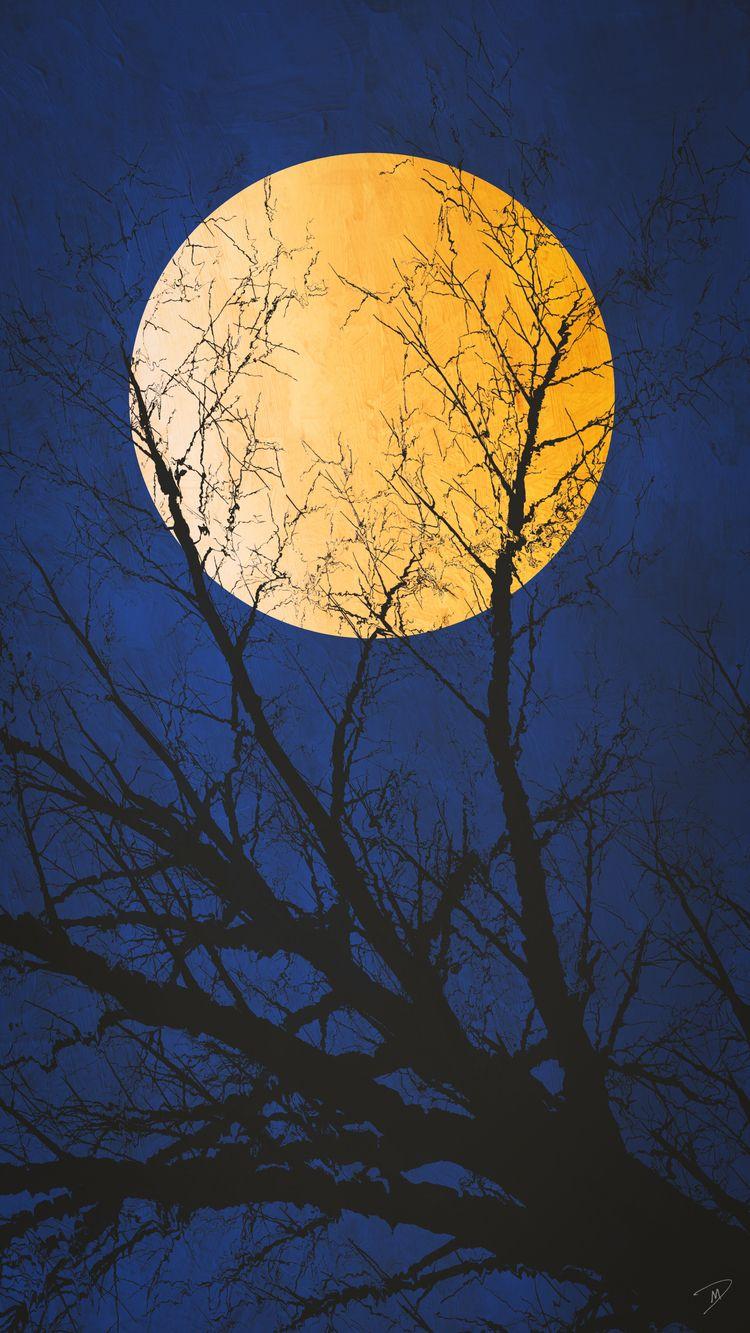 everydays / stille moon 10/18/2 - drewmadestuff | ello