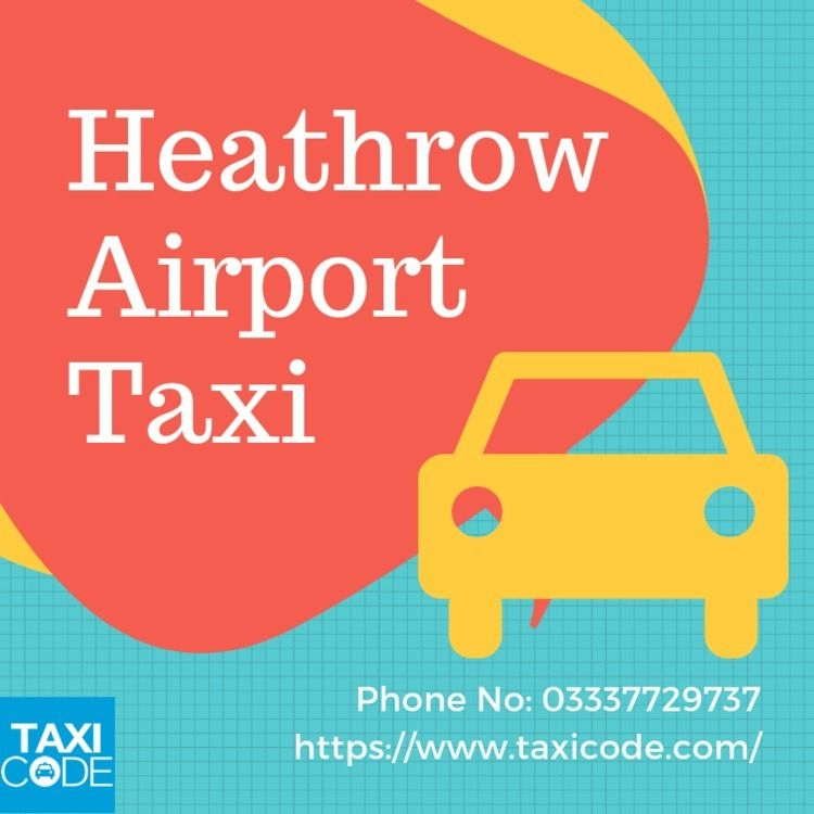 find offers Airport Taxi Heathr - taxicode | ello