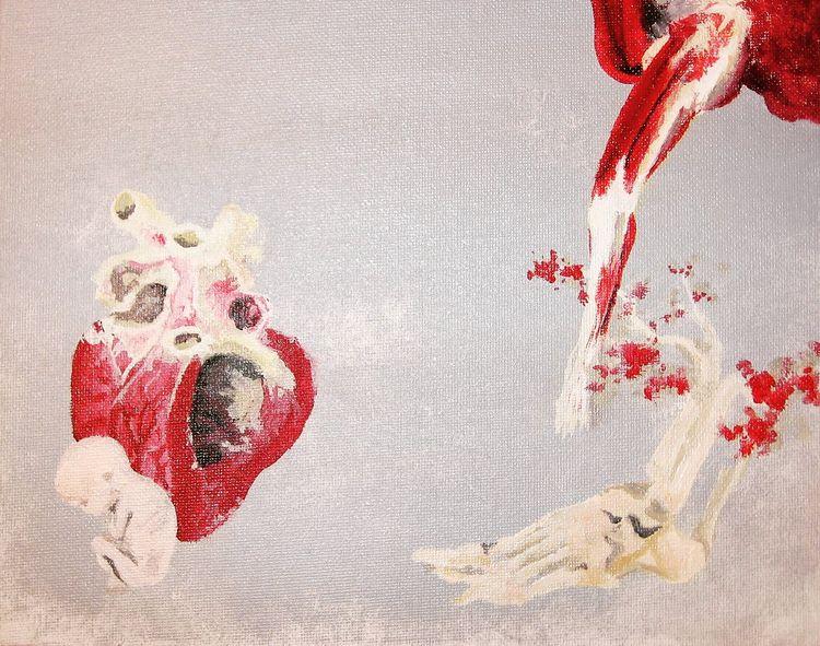 December 2009. Acrylic canvas - ell0world | ello
