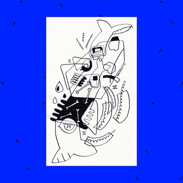 whale, inktober, doodle, shushpo - shushpo | ello