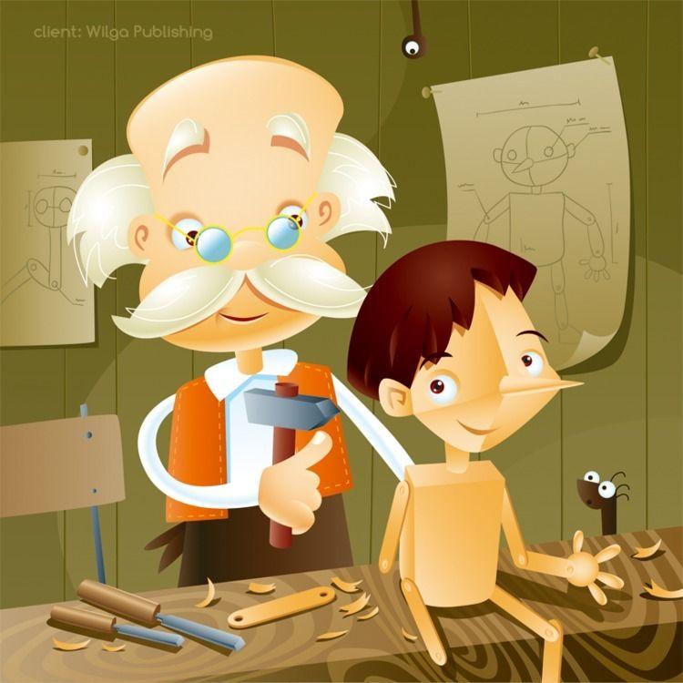 Pinocchio - marcinpoludniak | ello