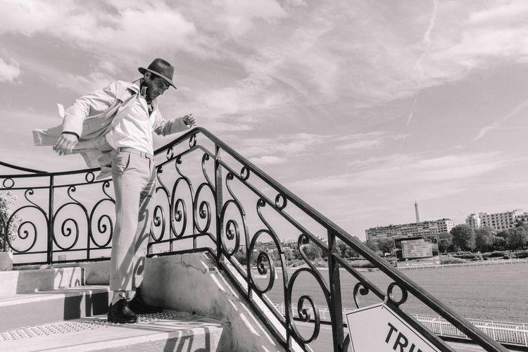 Paris, day Auteuil Hippodrome - Malemodel - roxanemoreau | ello