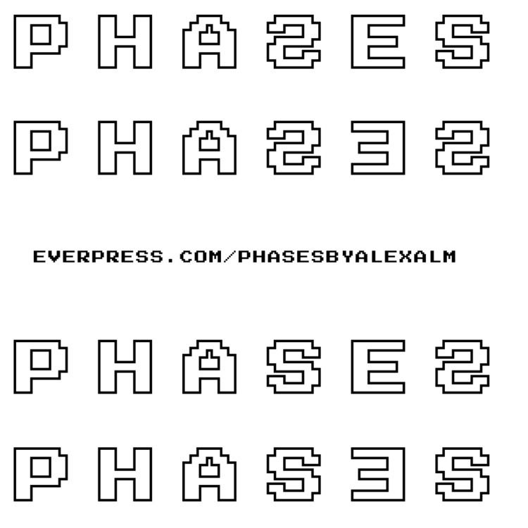 DAY specific design PHASES coll - byalexalm | ello
