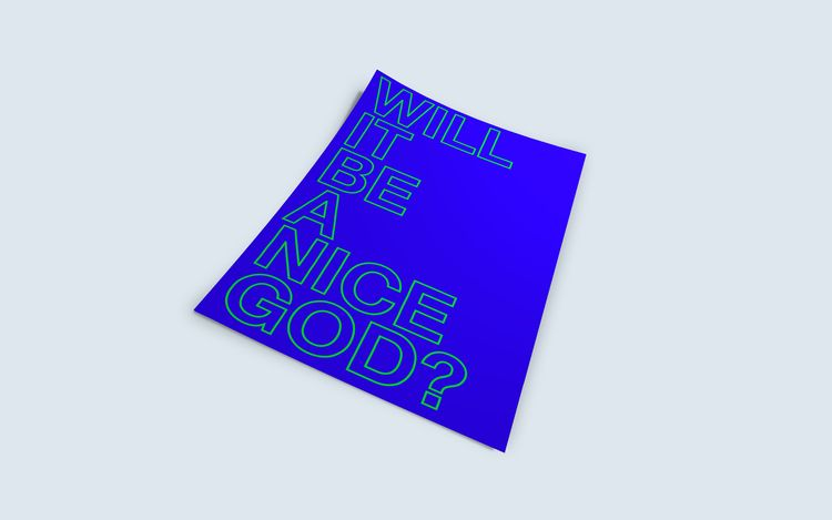 Early LOOMING poster mock - parley666 | ello