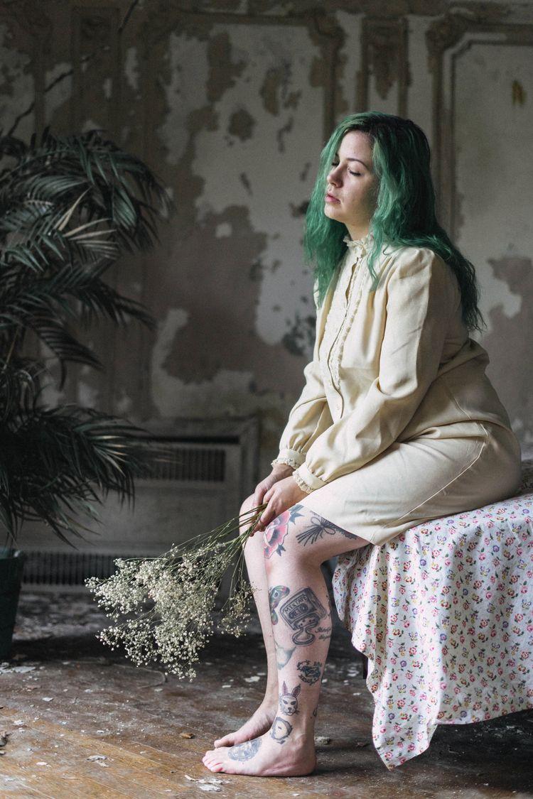waited love - abandoned, model, abandonedmansion - colleensmorgan | ello