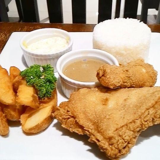 Crispy Southern Fried Chicken c - vicsimon | ello