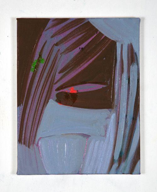 Kristina Lee Trio, 2013 11x14 - painting - modernism_is_crap | ello