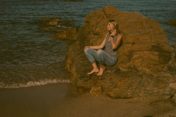 sun, photography, sea, model - loyph | ello