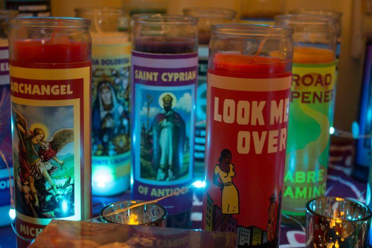 Pagan Popup: Saints Sinners Com - rvee | ello