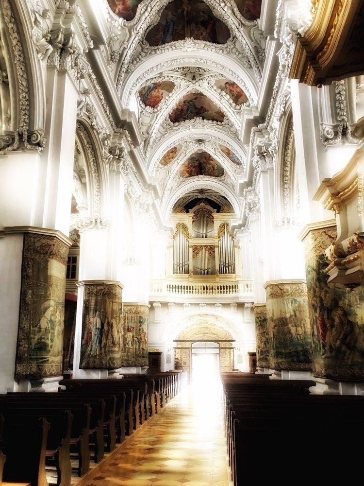 ... fine day .......#church - austria - michiau | ello