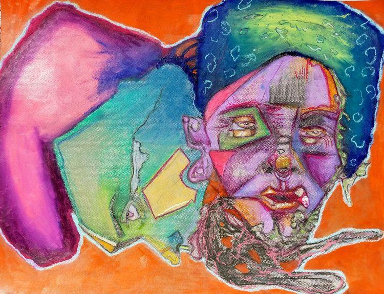 Contrast Cunts Live Portrait St - thecontaminator | ello