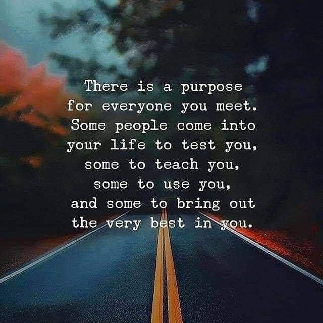 Purpose Life Test Teach, Bring  - dare2bare | ello