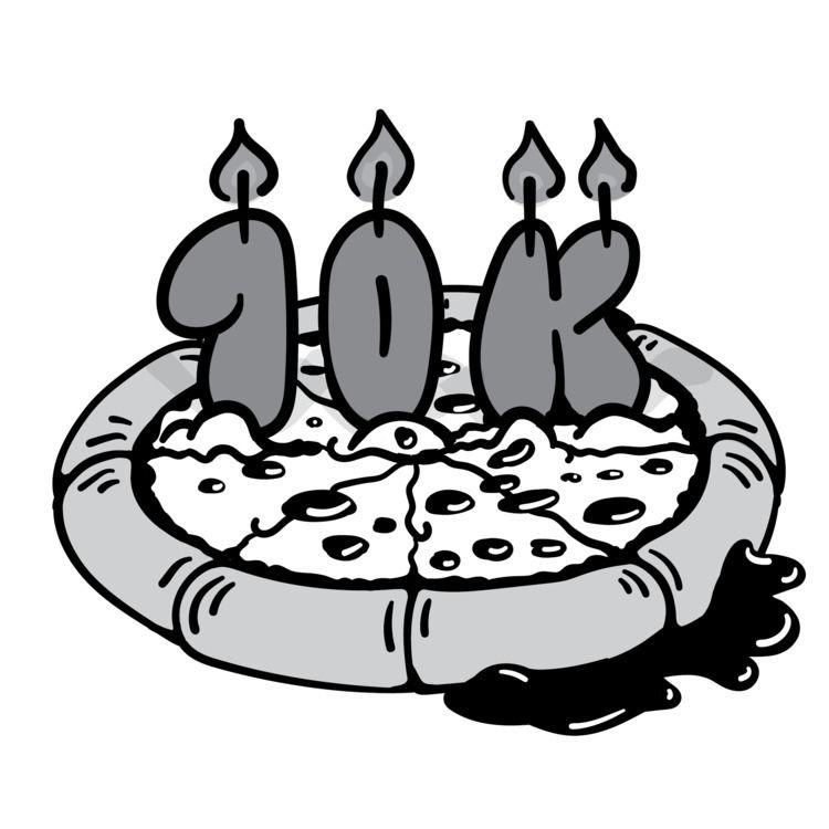 HUGE PIRATES! reached 10k Insta - _pizzapirate   ello