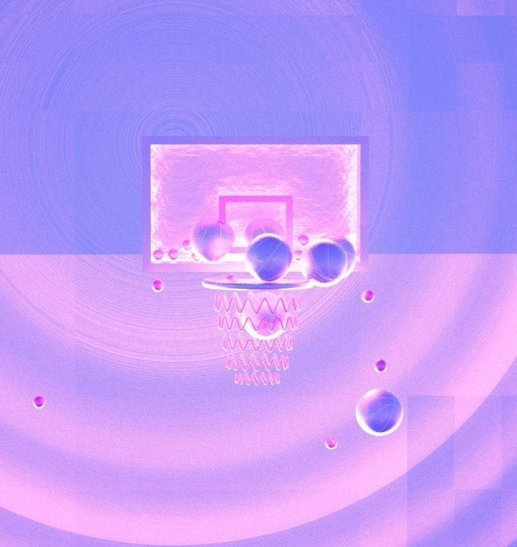 """Circular Motion"" 3D illustrati - moe_reid | ello"