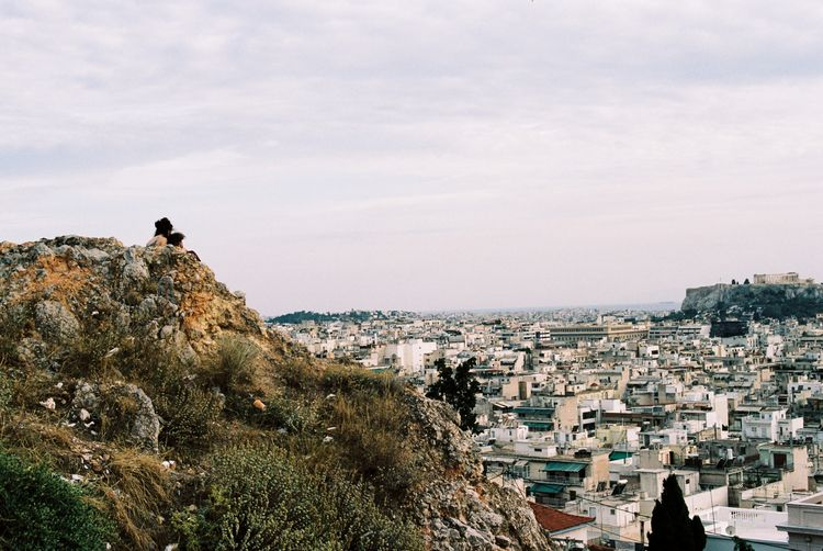 row seats 〜 Strefi Hill, Athens - ferreira-rocks | ello