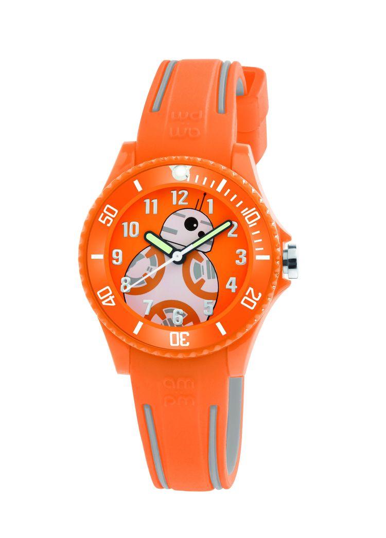 Smartwatch Orange / Gray Rubber - timemachineplus | ello