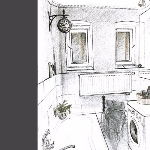 Sketch Artur GRAB Design. Bathr - grabatdot   ello