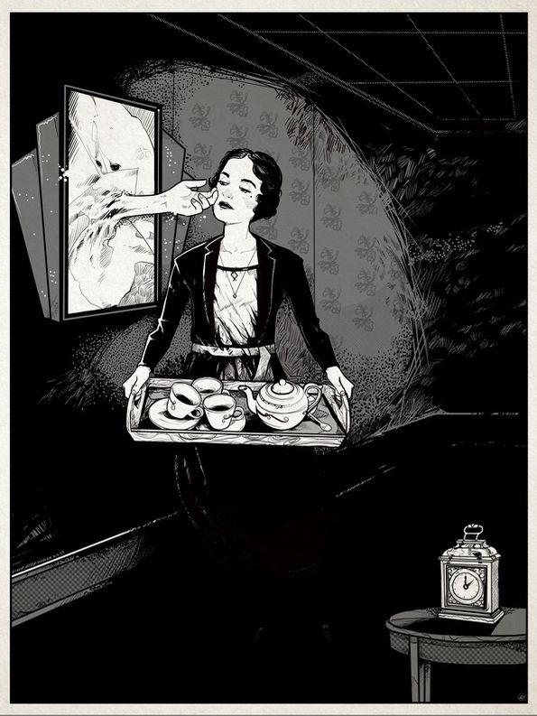 illustration, drawing, artwork - shugmonkey | ello