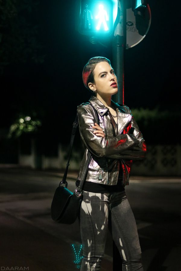 Traffic lights 3/3: Model, Styl - daaram-fashion | ello