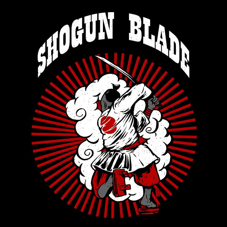 Shogun Blade merchandise - thomcat23 | ello